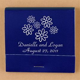 Personalized Navy Matches