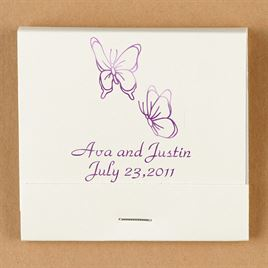 Personalized White Matches