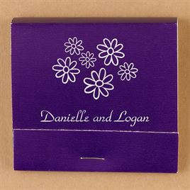 Personalized Purple Matches