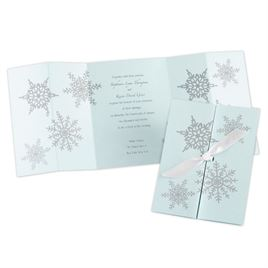 Winter Wonders - Invitation