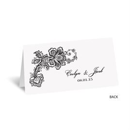 Lacy Whisper - Place Card