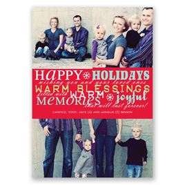 Holiday Cards for Families: 