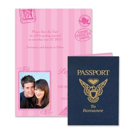 Passport Save the Dates: 