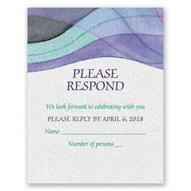 Eternity - Response Card