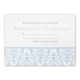 Disney - Happily Ever After Response Card - Cinderella