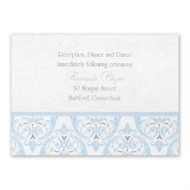 Disney - Happily Ever After Reception Card - Cinderella