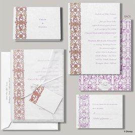 Disney - Romantic Imagination Invitation - Rapunzel