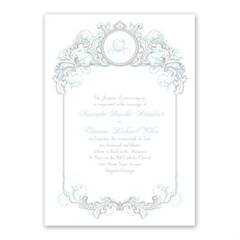 Disney - Fairy Tale Filigree Invitation