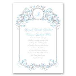 Cinderella Disney Wedding Invitations | Invitations By Dawn