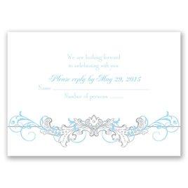 Disney - Fairy Tale Filigree Response Card