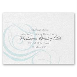 Disney - Fairy Tale Fantasy Reception Card