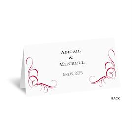 Bold Poster - Place Card