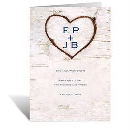 Wedding Programs: 