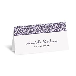 Wedding Escort Cards: 