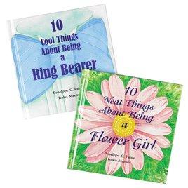 Flower Girl Gift Book