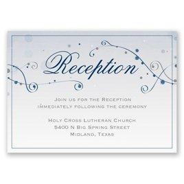 Stargazing - Reception Card