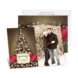 Tree of Love - Photo Holiday Card