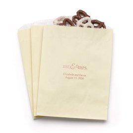 Choose Your Design - Ecru Favor Bag