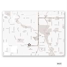 Romantic Finish - Map Card