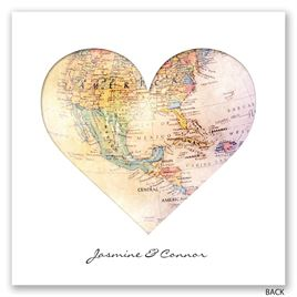 Love for Travel - Invitation