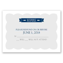 No Regrets - Response Card