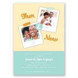 Anniversary Party Invitations: 
