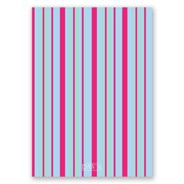 Bright Stripes - Photo Holiday Card