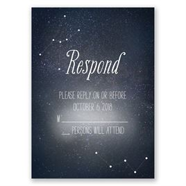 Star Gazer - Response Card