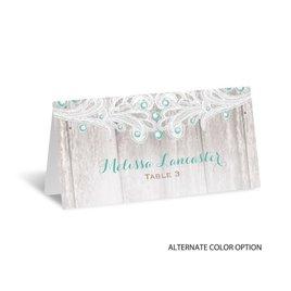 Country Affair - Escort Card