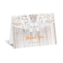 David Tutera Thank You Cards: 