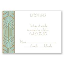 Grand Presentation - Response Card