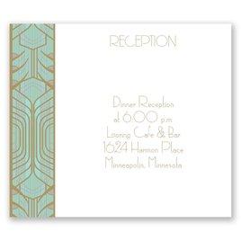 Grand Presentation - Pocket Reception Card