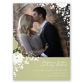 Sweet Dreams - Save the Date Card