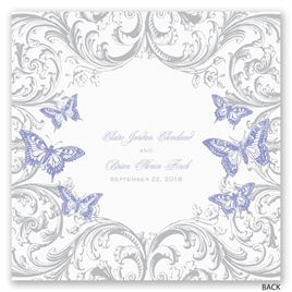 Love Takes Flight - Invitation