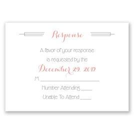 Distinct Style - Response Card