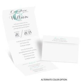 Distinct Style - Seal and Send Invitation