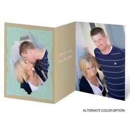 Lace Frame - Invitation