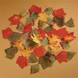 Autumn Leaf Decorations