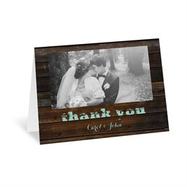 On Board - Thank You Card