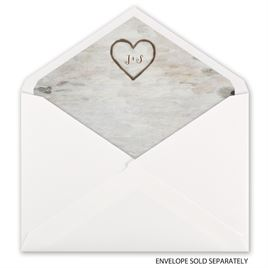 Love for Infinity - Envelope Liner