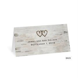 Love for Infinity - Place Card