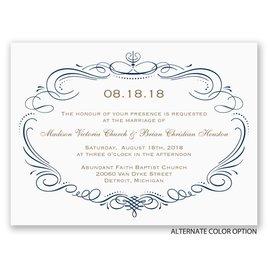 Sweet Sophistication - Petite Invitation