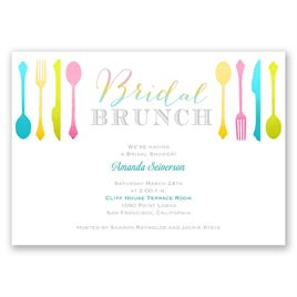 Bridal Brunch - Bridal Shower Invitation