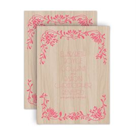 """Engagement Party Invitations: Nature""""s Best Petite Engagement Party Invitation"""