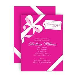 Bridal Shower Invitations: Presenting Petite Bridal Shower Invitation