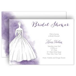 Bridal Shower Invitations: 