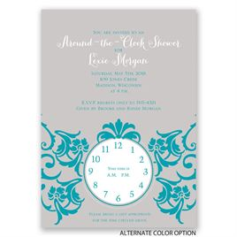 Antique Dream - Bridal Shower Invitation