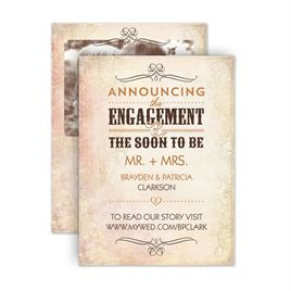 engagement announcement cards  Engagement Announcements | Invitations By Dawn