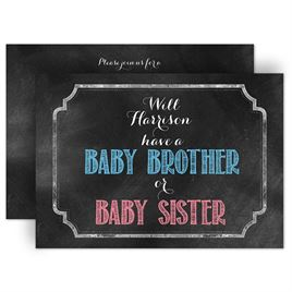 Custom Baby Shower Invitations: 