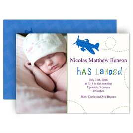 Birth Announcements: 